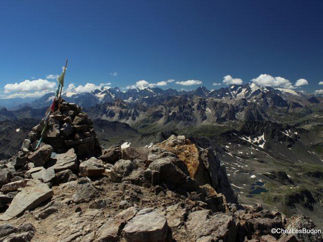 Tour du Mont Thabor (3178m) en trois jours