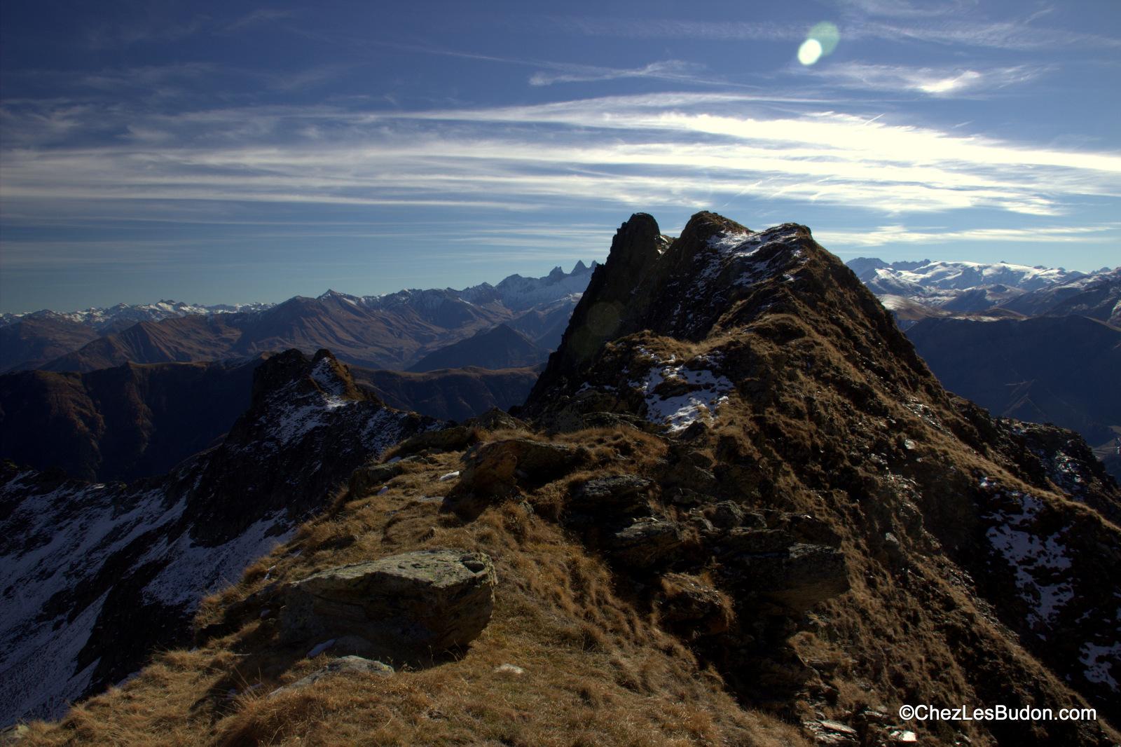 Col (2438m) & Lac des Balmettes (2196m)