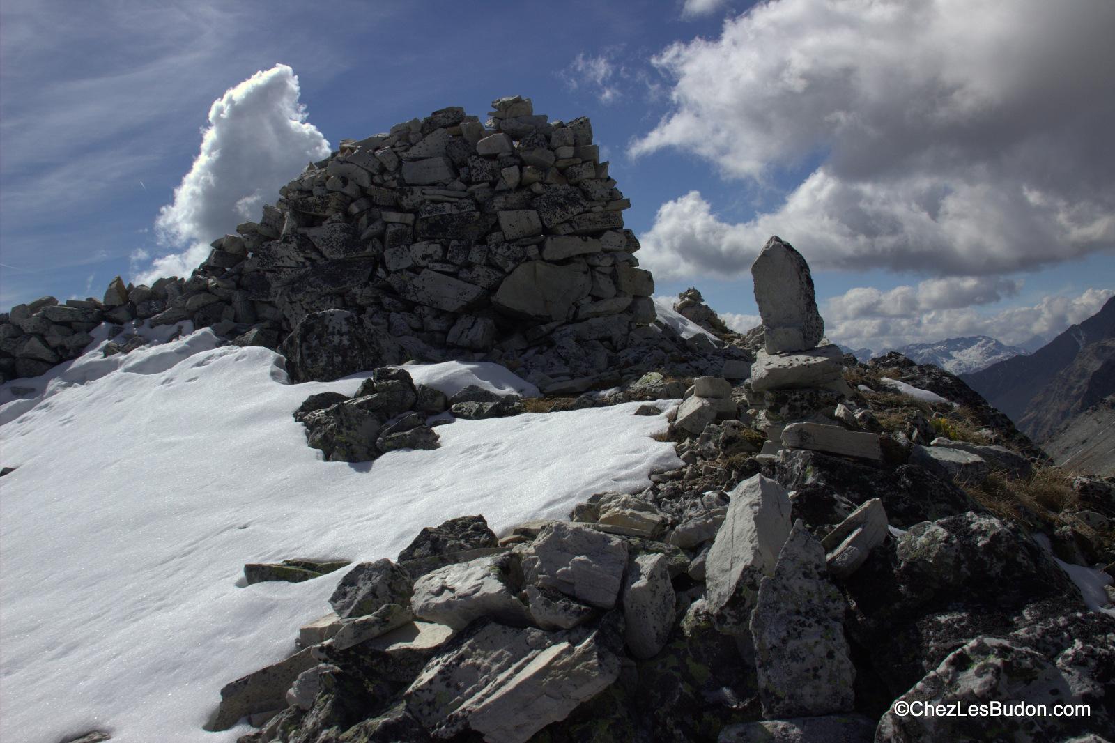 Col de Chaviere (2796m)