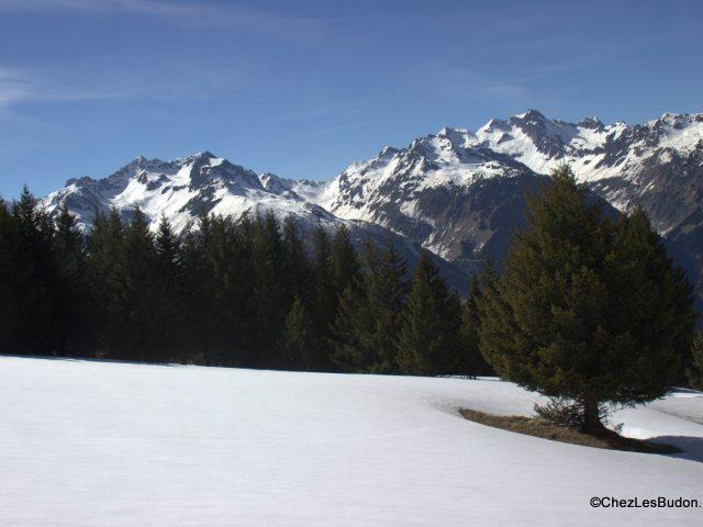Sur le chemin du Col de Cochemin
