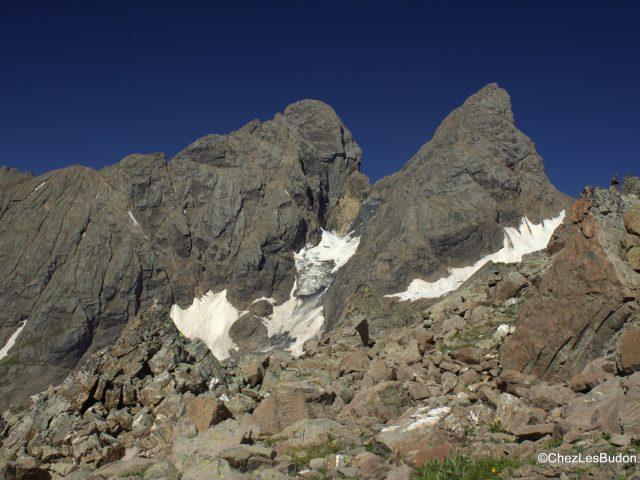 Aiguille de l'Épaisseur (3230m)