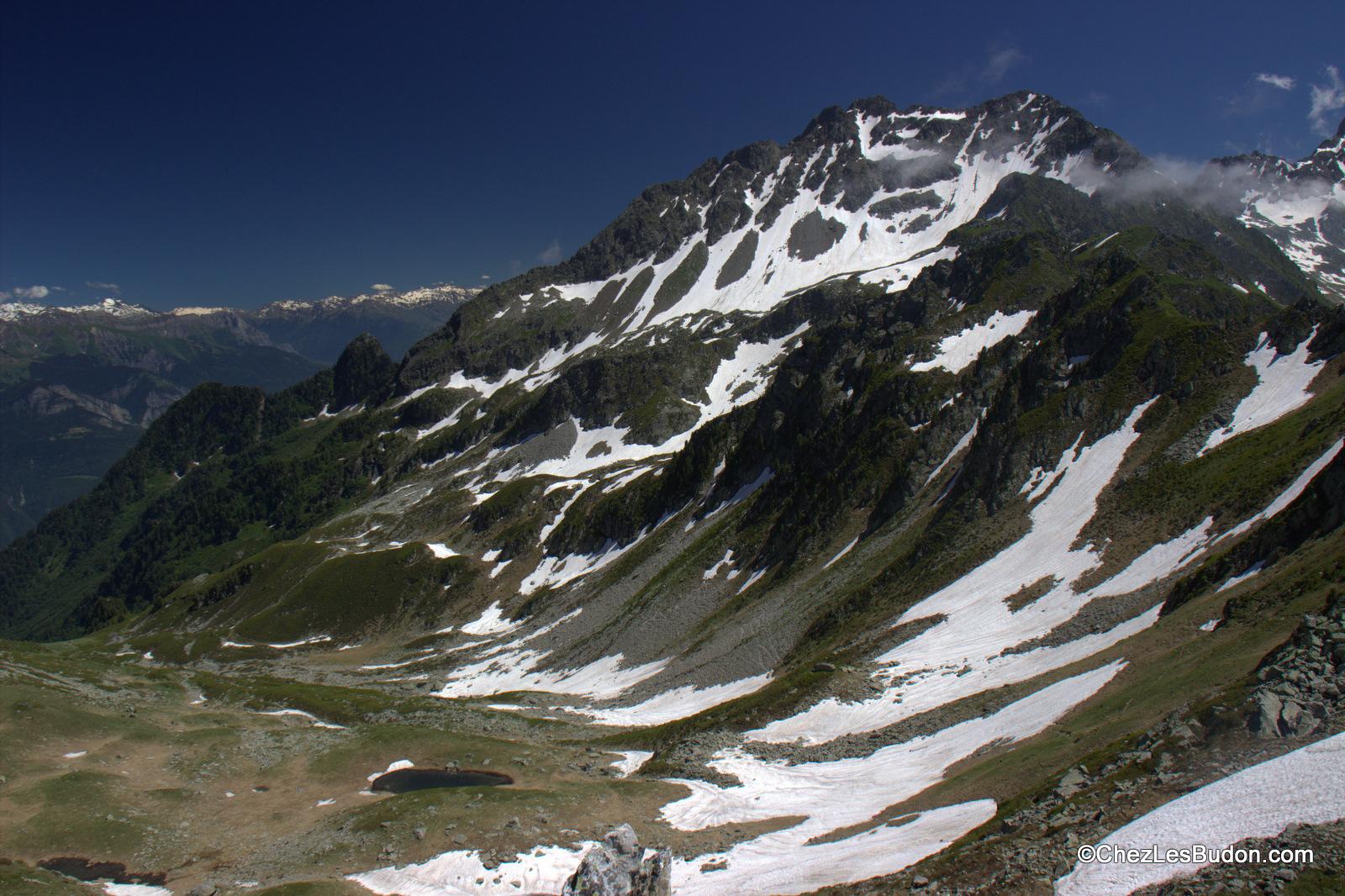 Col de la Frêche (2183m) – Col d'Arpingon (2276m)