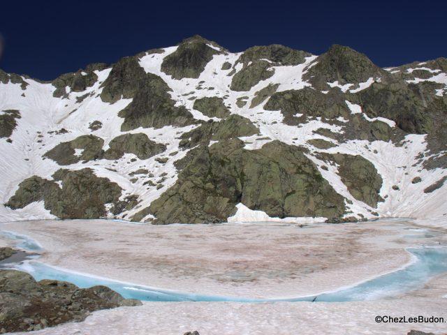 Lac de la Croix (2415m)