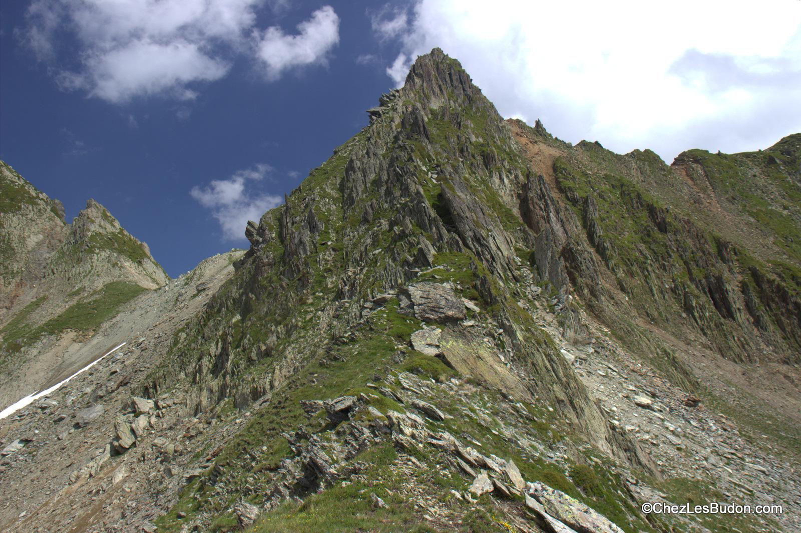 Col de la Lavoire (2382m)