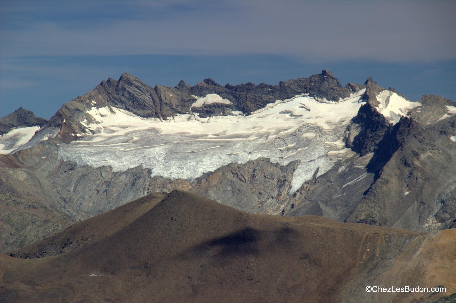 Pointe de la Sana (3436m)