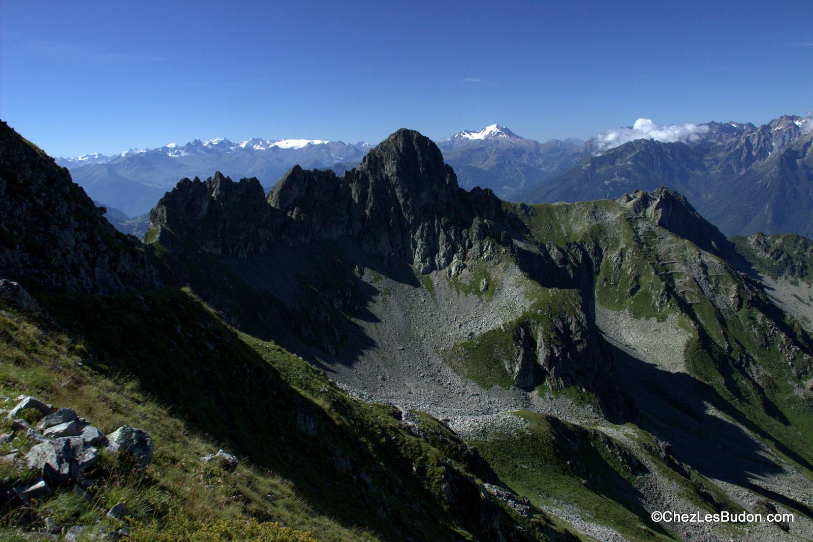 Col de Sarvatan (2439m) & Col de Montjoie (2253m)