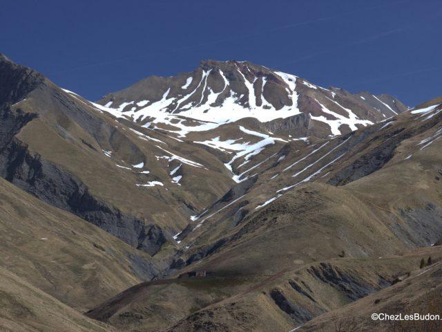 Les Citrées (2411m)