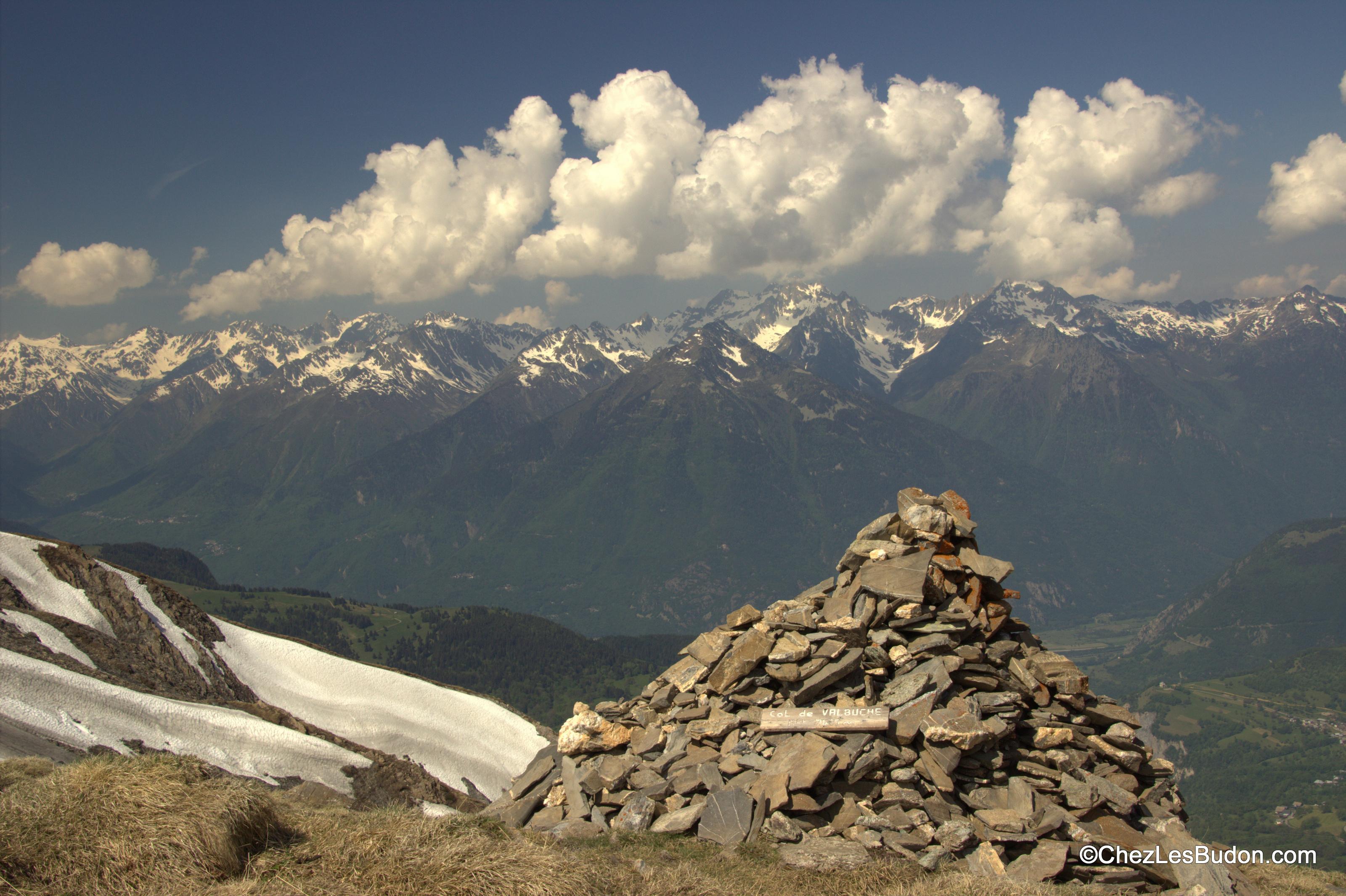Col de Valbuche (2401m)