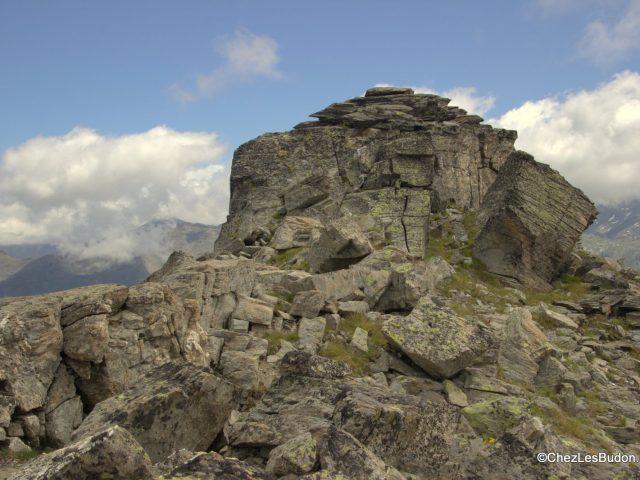 Pointe de la Masse (2804m)
