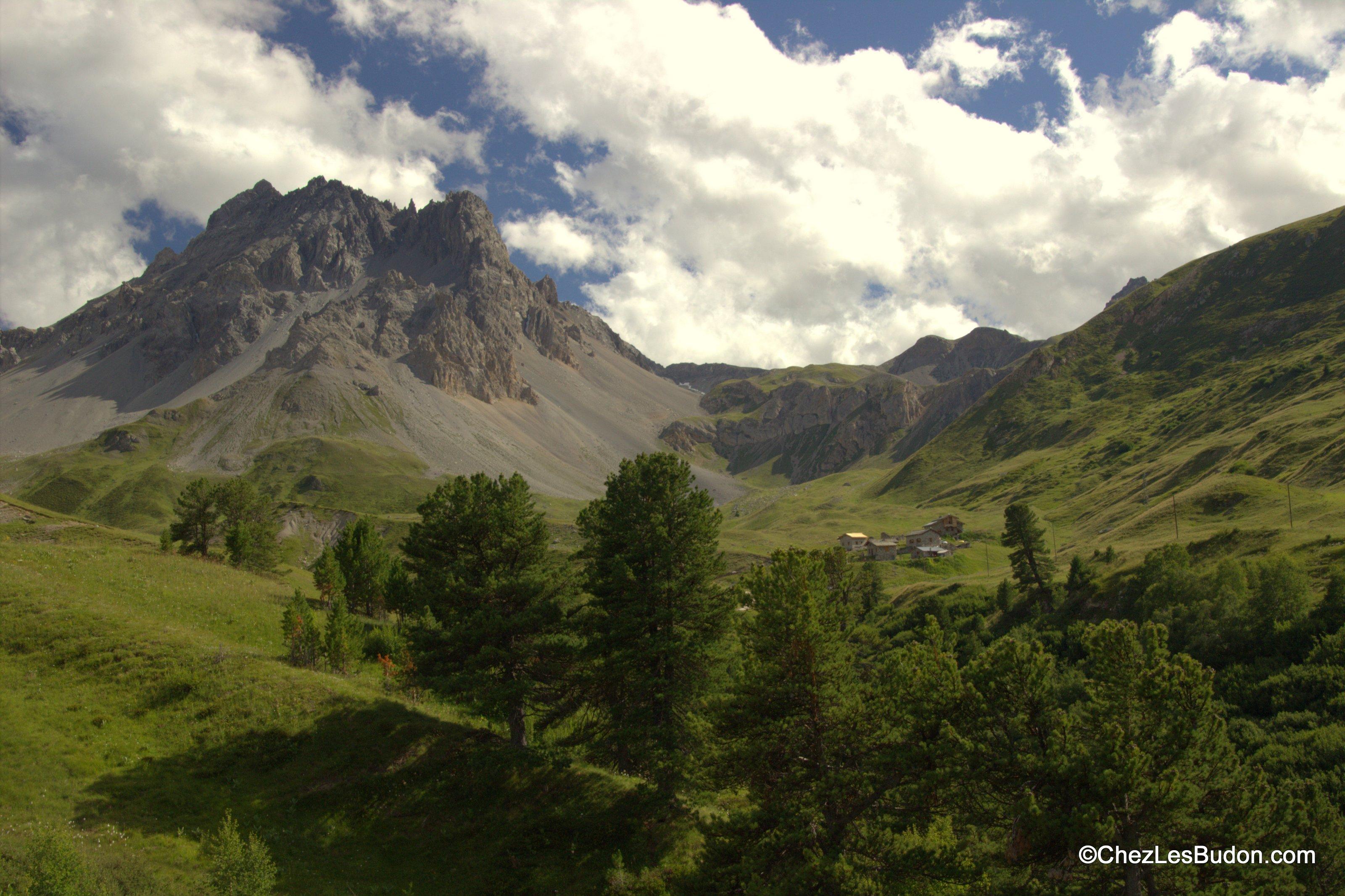 Col du Fréjus (2540m) & Petit Argentier (2599m)