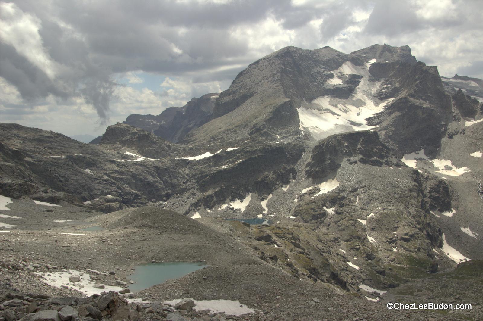Tour d'Ambin par le col d'Agnel (3091m) en trois jours