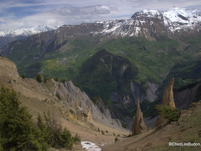 Mont Charvin (2207m)