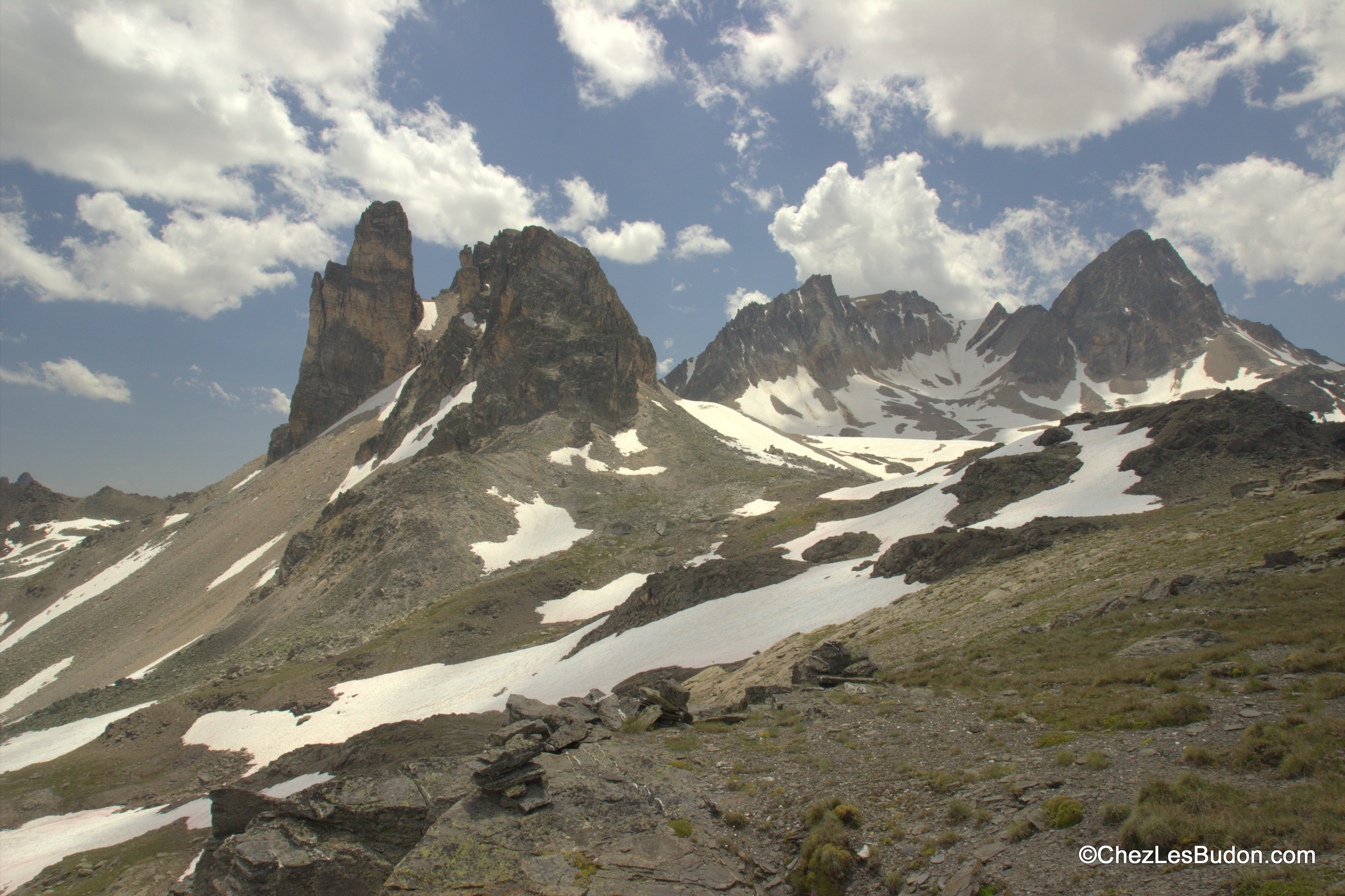 Col des Bataillères (2787m)