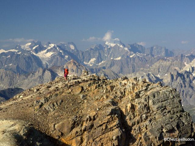 Mont Thabor (3178m) en deux jours