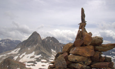 Pointe de Terre Rouge (3080m)