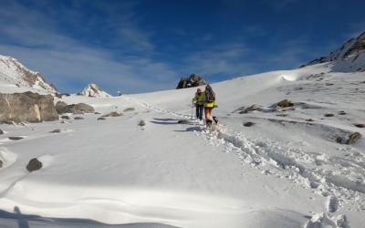 Col des Cerces – Col des Rochilles
