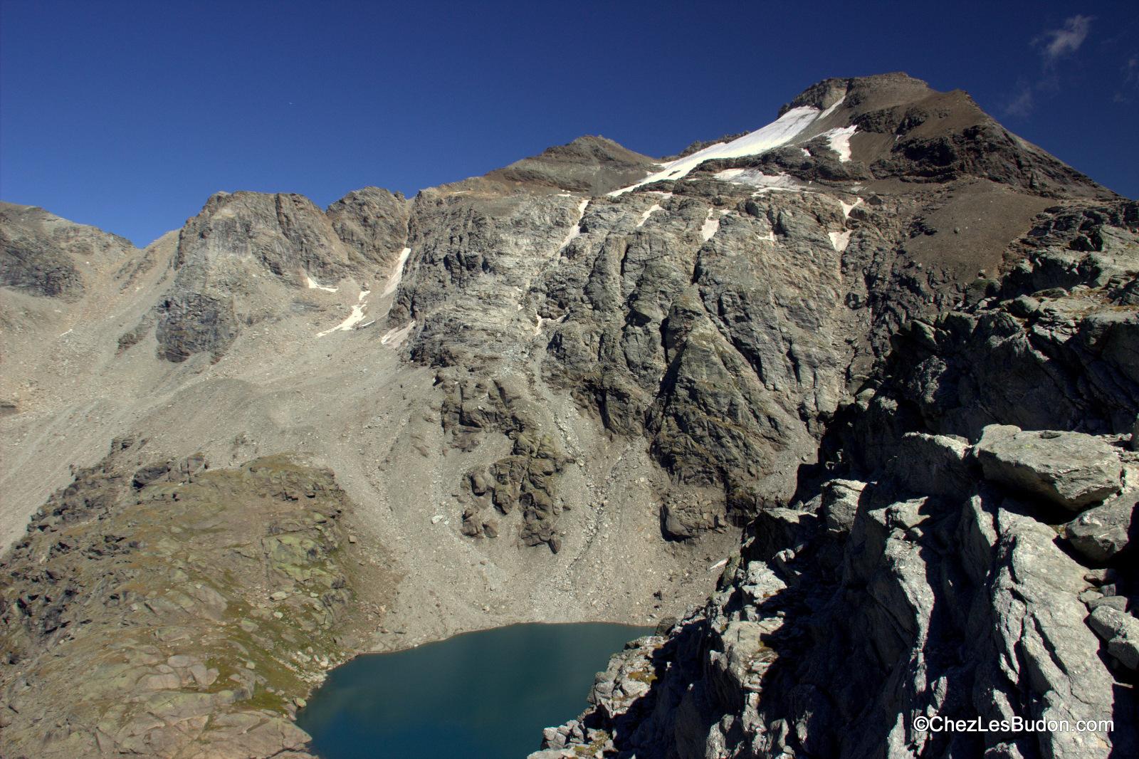 Lac (2683m) & Col d'Ambin (2899m)