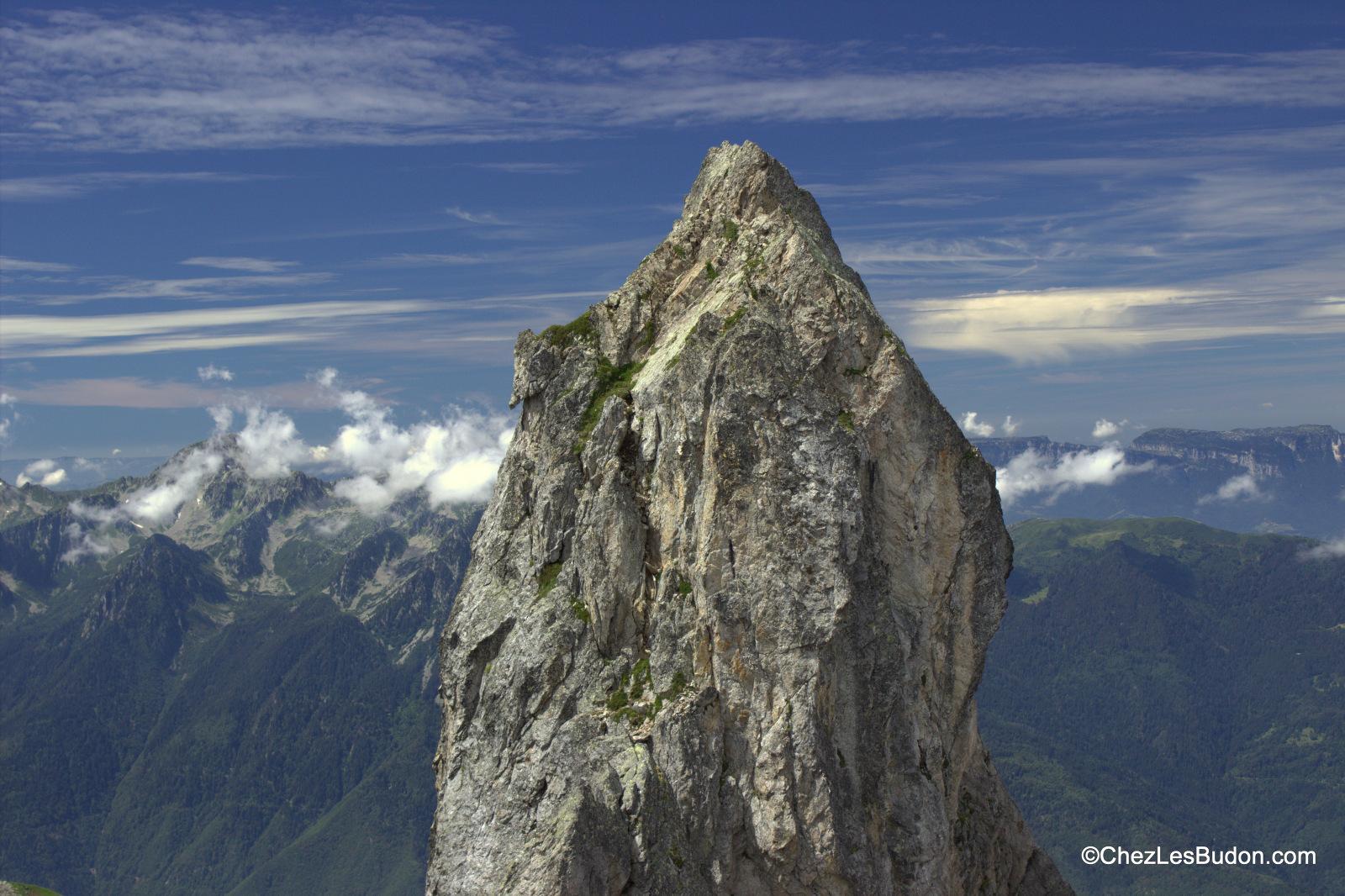 Col de la Flachère (2655m)