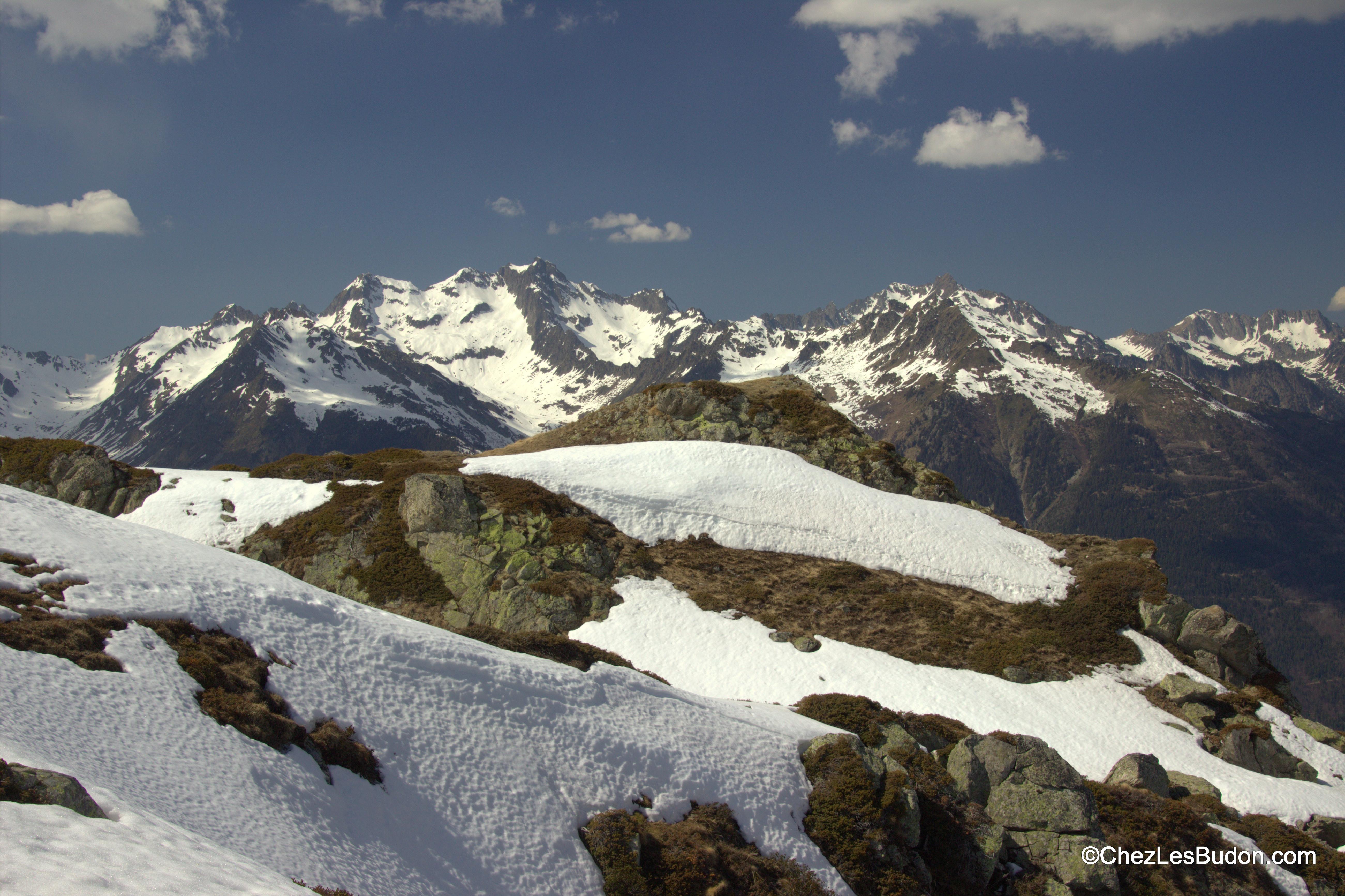 Le Grand Châtelard (2143m)