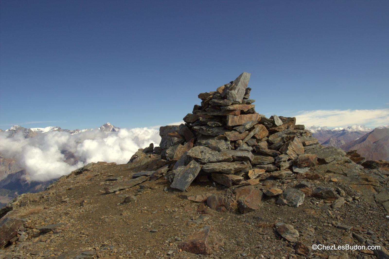Pointe des Sarrasins (2963m)