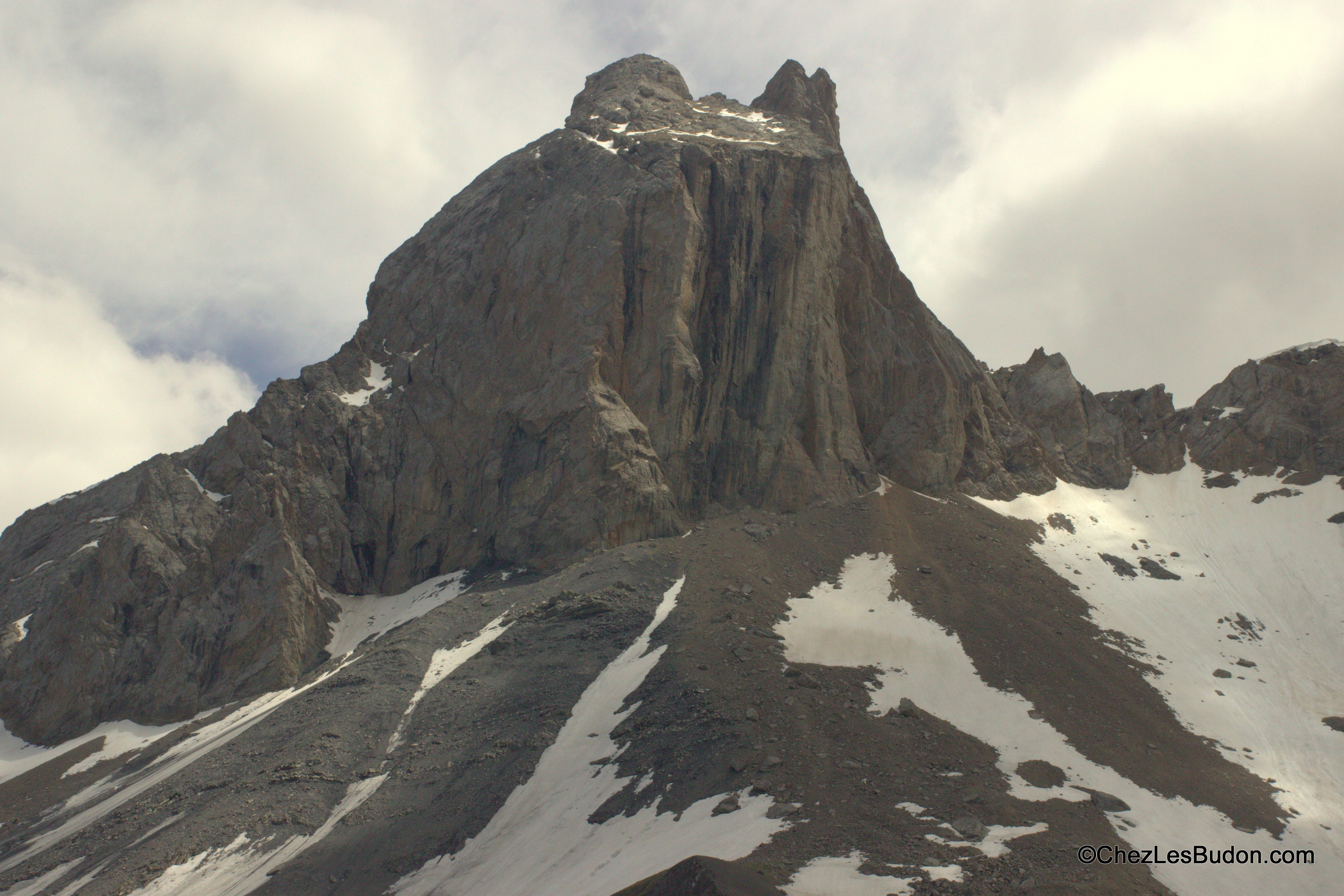 Basse du Gerbier (2578m)