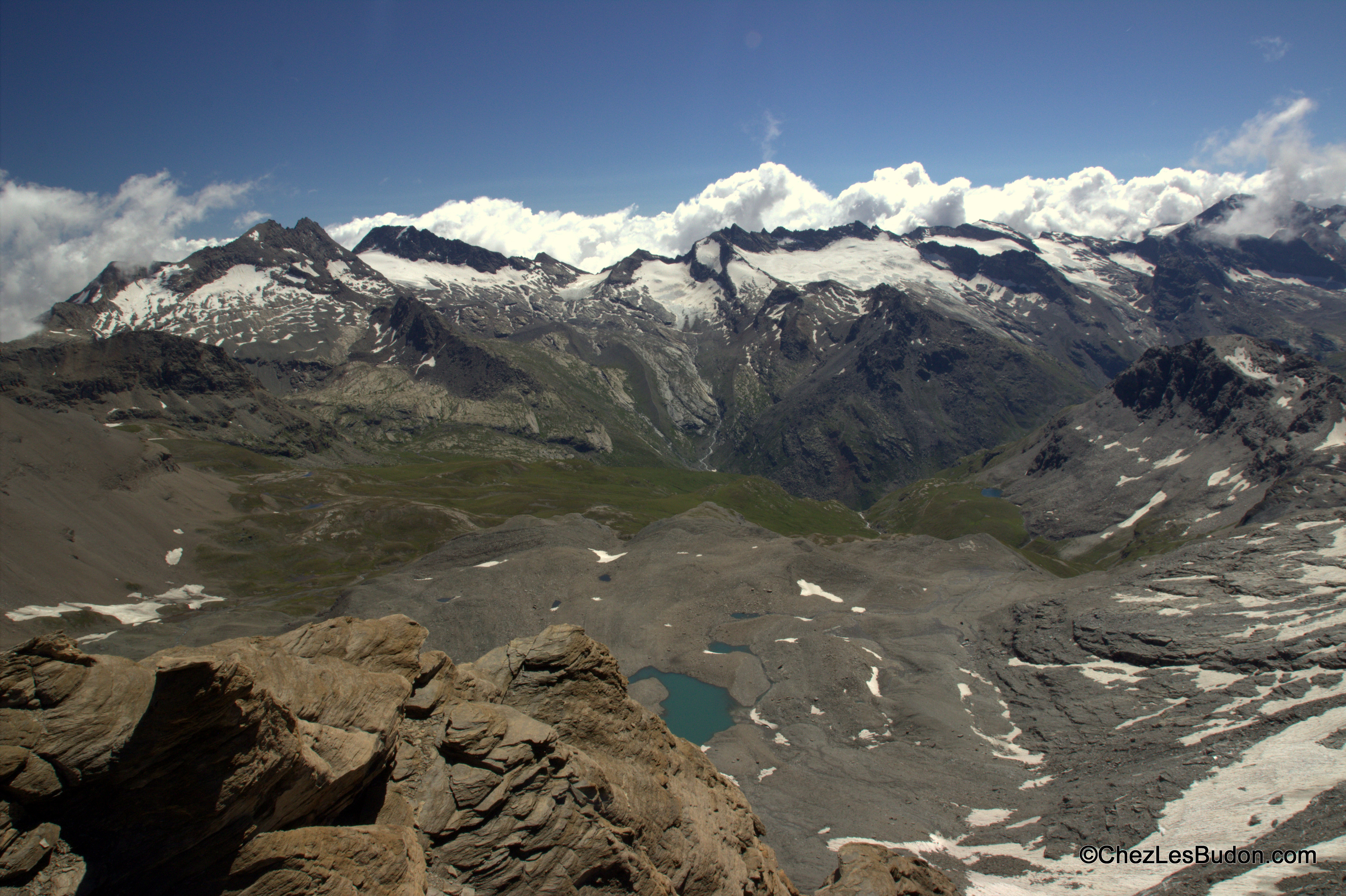 Aiguille Pers (3386m)