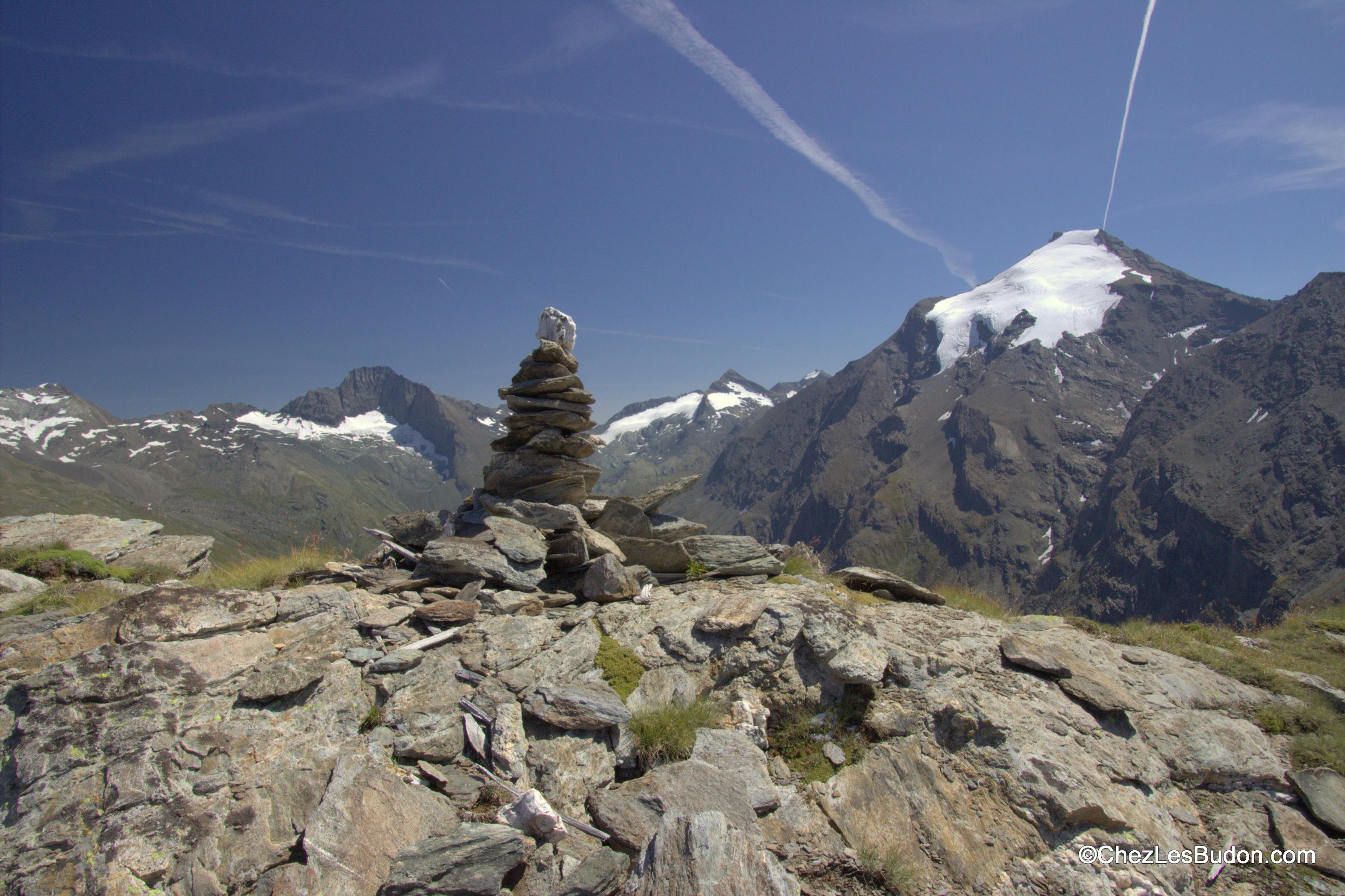 Pointe de Tierce (2973m)