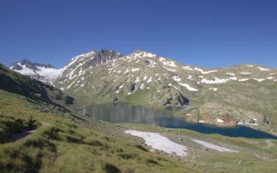 Lac & Glacier St Sorlin