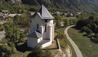 Chapelle de Pontamafrey