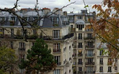 Paris par les GR
