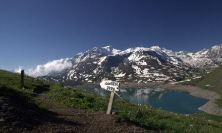 Lac Clair (2755m)