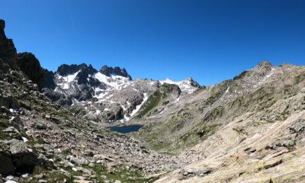 Col du Sambuis (2528m) – Col de la Croix (2529m)