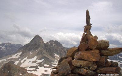 Pointe de Terre Rouge (3080m)